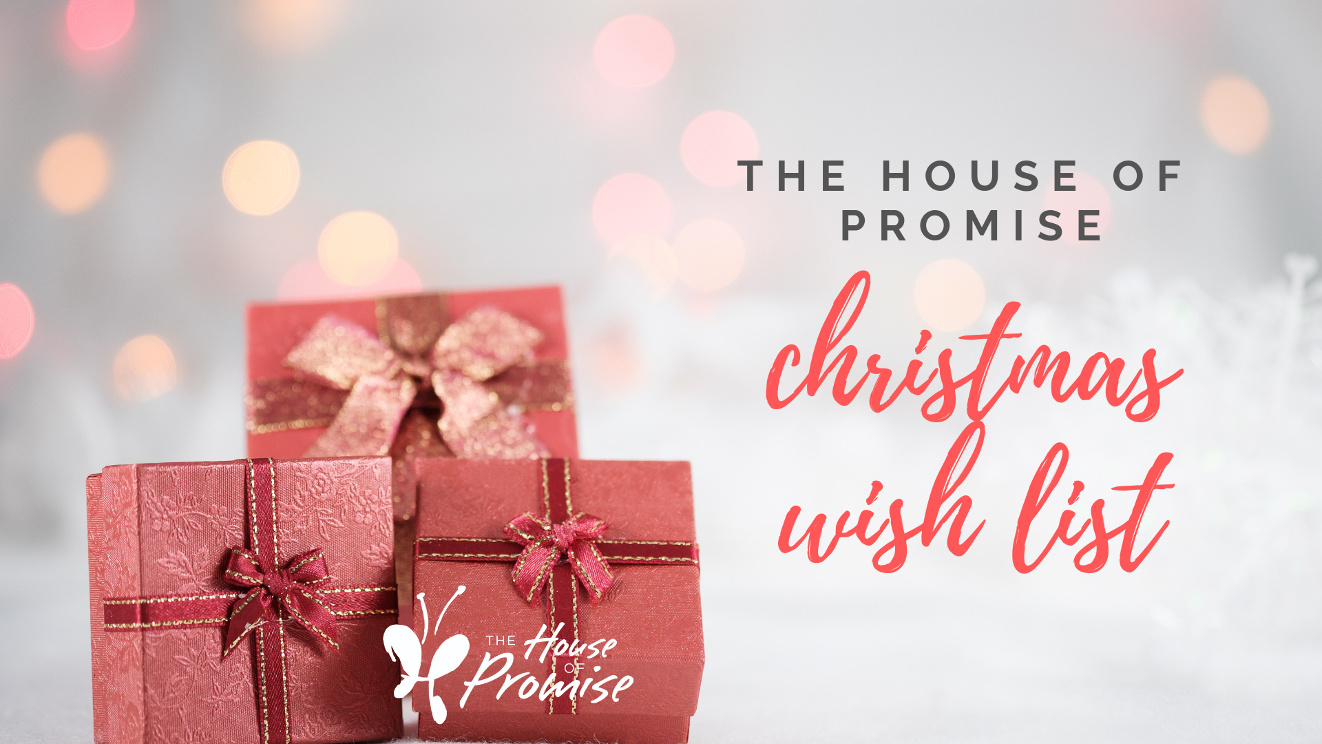 the house of promise christmas wish list